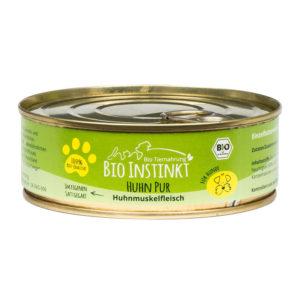 Bio Hundefutter Huhn Pur Huhnmuskelfleisch